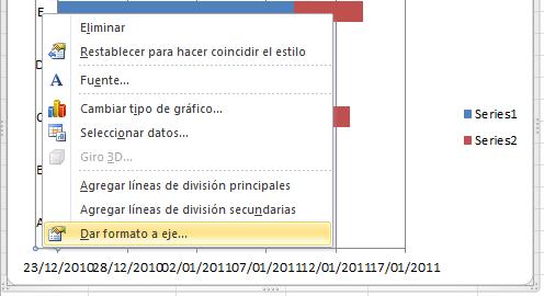 Descargar diagrama Gantt en Excel