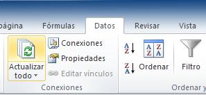 Cómo importar datos desde una Web a Excel