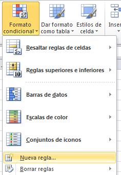 Cómo resaltar fines de semana en Excel