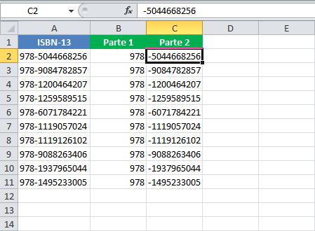 Cómo separar un texto en Excel