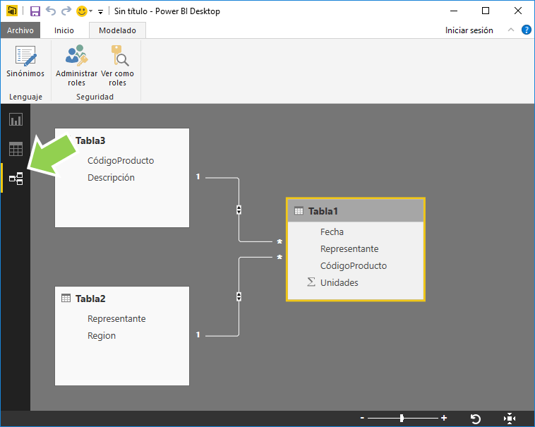 Obtener datos con Power BI Desktop