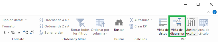 Relacioanar tablas de datos en Power Pivot