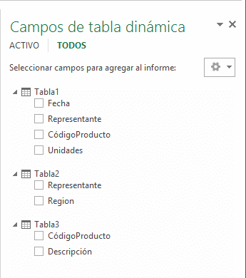 Demo de Power Pivot en Excel