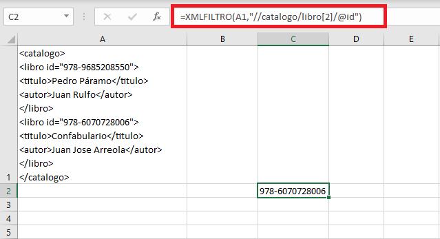 Cómo obtener un atributo de un elemento XML