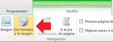 Imagen como marca de agua en Excel
