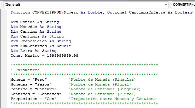 Para que sirve una macro en Excel