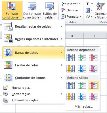 Cómo hacer una distribución de frecuencias en Excel