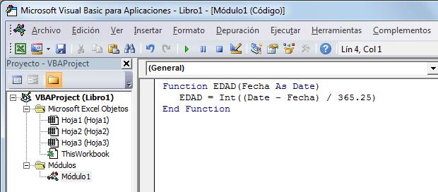 Cómo crear un Complemento de Excel