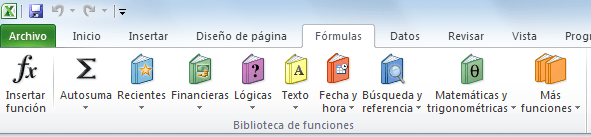 Video tutorial de funciones en Excel 2010 - Excel Total
