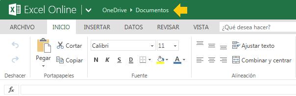 Excel Online gratis