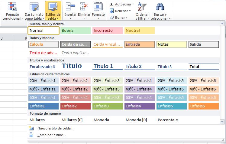 Color intermitente en celda de Excel